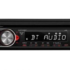 CLARION CZ 105 BT   CD / USB / AUX / BT