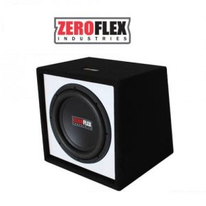 ZERO FLEX ZF 1218 PA   ACTIVE 300 RMS SUB WOOFER WITH AMP