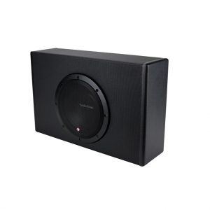 ROCKFORD P300-8P     8 INCH POWERED ENCLOSURE 300 RMS