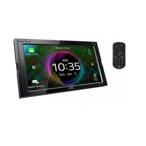 JVC KW-M 950BW   UBS, AUX, BT, WIRELESS CAR PLAY & ANDROID AUTO