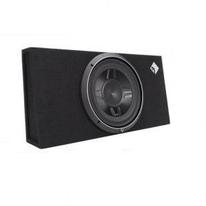 ROCKFORD P3S 1 X 12  400 RMS SLIM SUBWOOFER