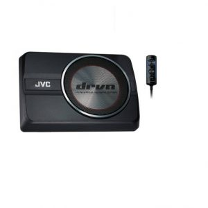 JVC CW-DRA8  8″ UNDER SEAT ENCLOSURE