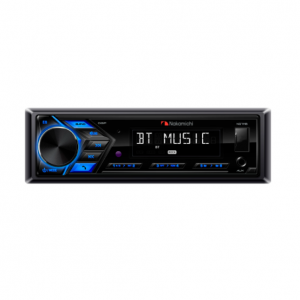 NAKAMICHI NQ 711 BT   MECHLESS USB, AUX, BT