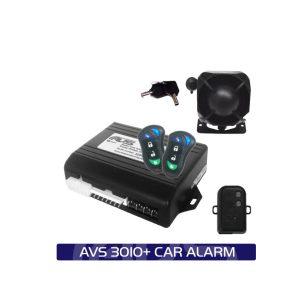 AVS 3010+ ALARM INSTALLED