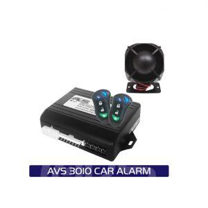 AVS 3010 ALARM INSTALLED