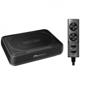 PIONEER TS-WX 130 DA   UNDER SEAT ACTIVE SUB WOOFER