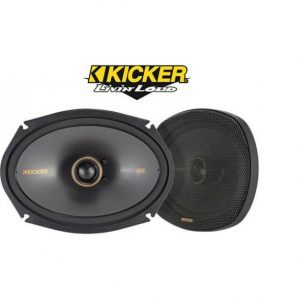 KICKER KSC 690  6 X 9  SPEAKERS  300 WATTS (150 RMS)