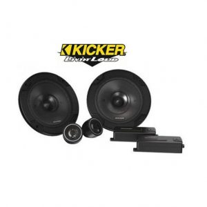 KICKER CSS 65 COMPONENT SPEAKERS  100 RMS
