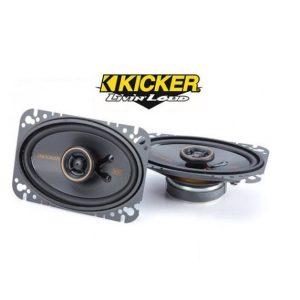KICKER KSC 460  4 X 6 SPEAKERS 75 RMS